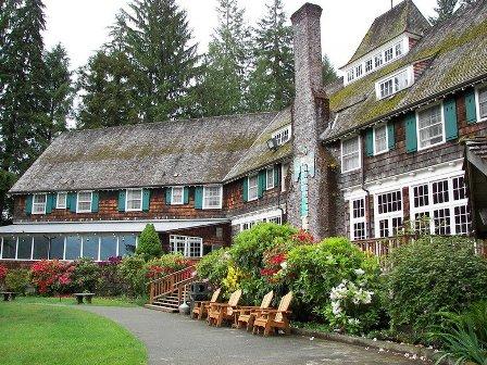 Aramark Quinault Lodge 1